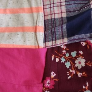 Lot of 4 - 4T Girls tops